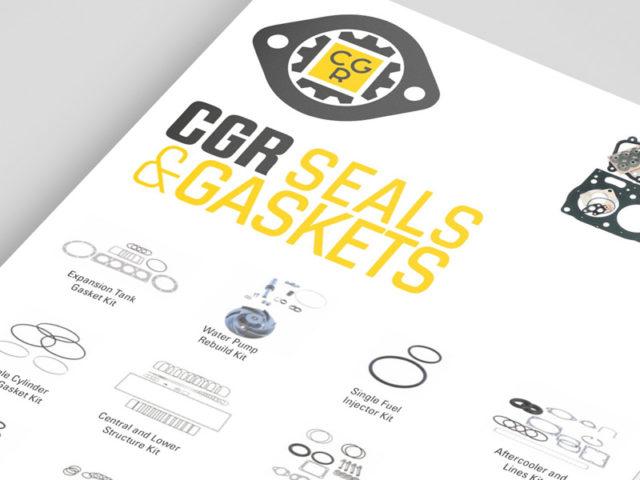 Наборы прокладок и уплотнений для двигателей CAT серий 3500 — 3400 — C18!