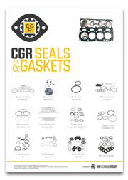 Каталог наборов прокладок и уплотнений для двигателей Caterpillar серий 3500 - 3400 - C18 CGR Ghinassi (PDF)
